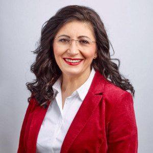 Nezahat Baradari - SPD Bundestagskandidatin südlicher Märkischer Kreis - Kreis Olpe