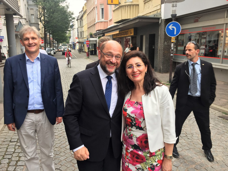 Martin Schulz - Nezahat Baradari