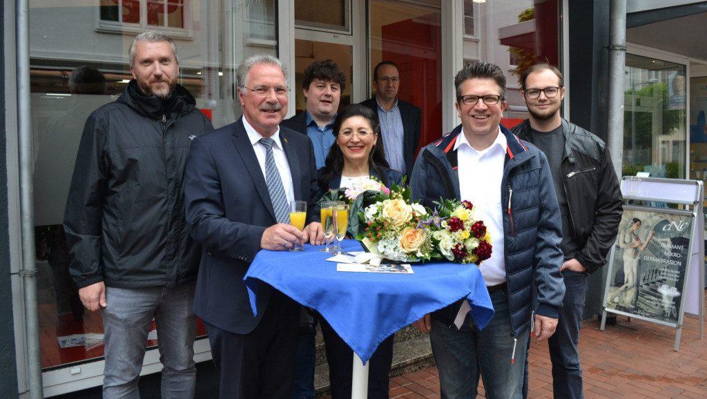 Eröffnung Wahlkreisbüro Lüdenscheid