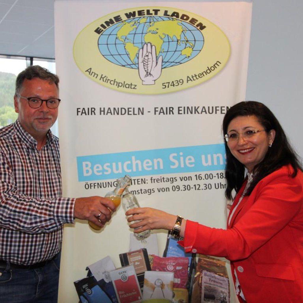 Fairtrade-Town Attendorn - Feierstunde