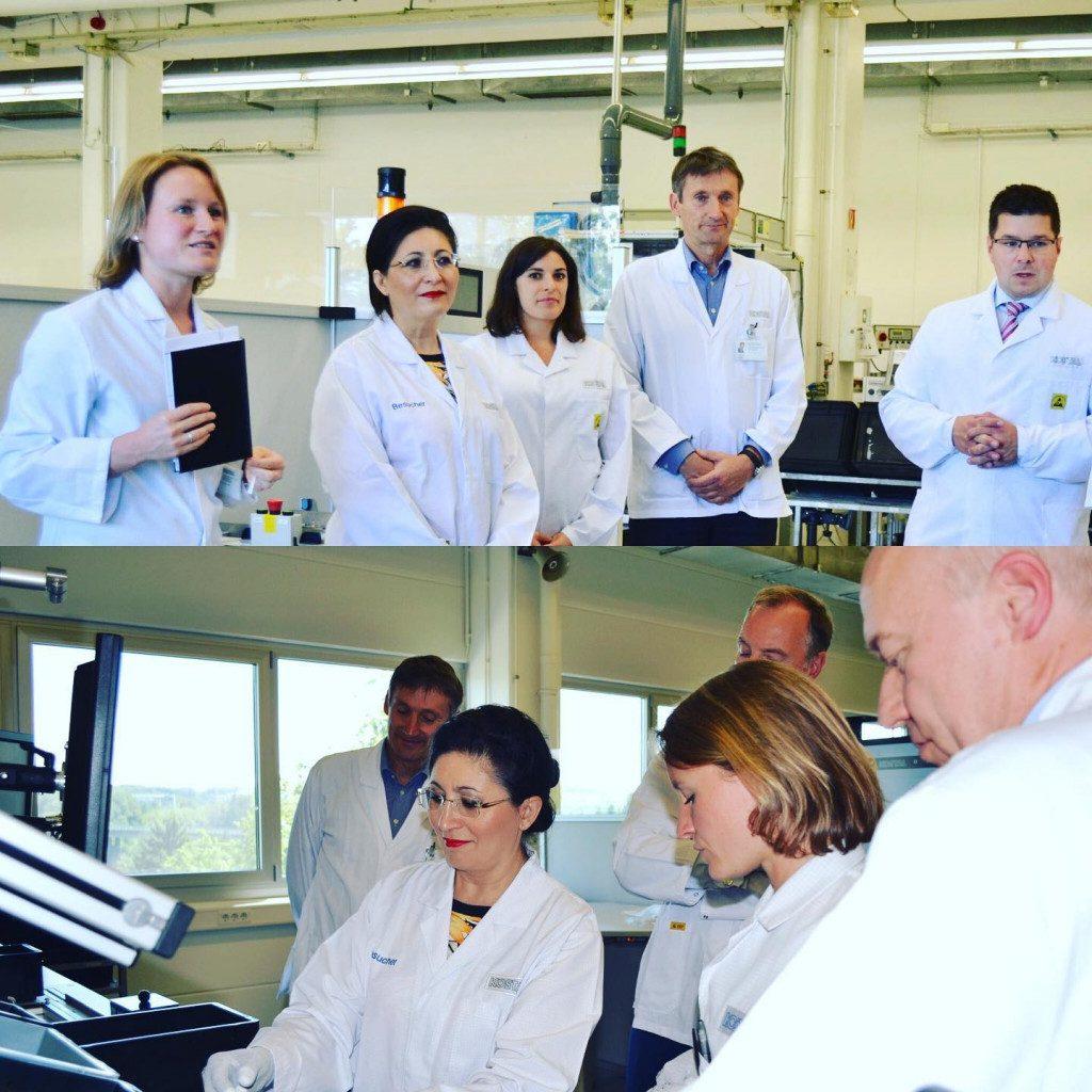 Zu Besuch bei der Leopold Kostal GmbH & Co. KG